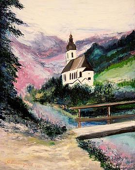 Old Austrian Church by Richard Beauregard