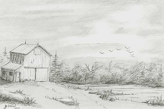Old Barn 2 by BJ Shine