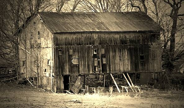 Old Barn-3 by R A W M