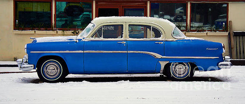 Old Blue by Bob Brents