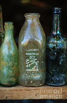 Old Bottles Hawaii by Craig Wood