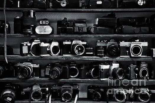 Old cameras by Magomed Magomedagaev