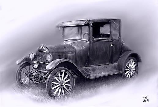Old Car by Bonnie Willis