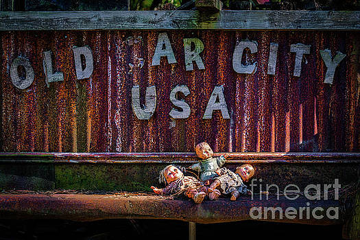 Old Car City USA by Doug Sturgess