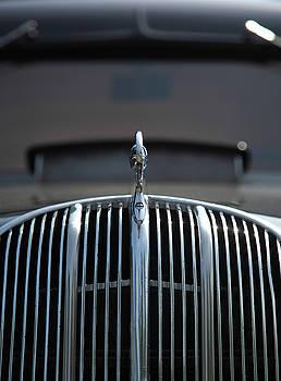 Old car grill by Jouko Mikkola