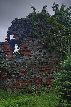 Matt Create - Old Castle Wall