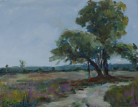 Old Cemetery Tree by James Reynolds