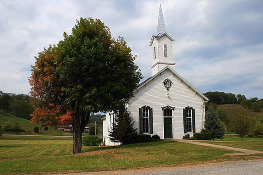 Old Concord Church by Randy Bayne