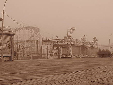 Old Coney Island by Peter Aiello
