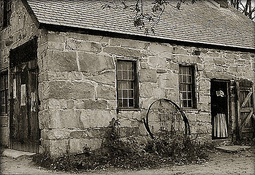 Old Cottage by Pat Carosone