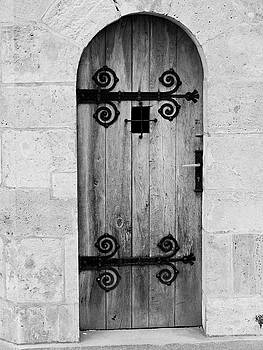Old Door by Rae Tucker