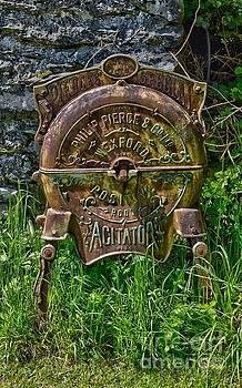 Joe Cashin - Old farm machinery