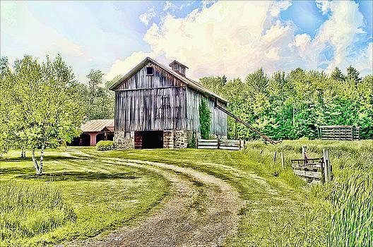 Old Farm by Pat Carosone