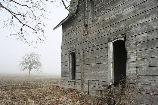 Old Farmstead by Kathy Stanczak
