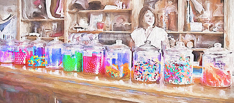 Steve Ohlsen - Old-Fashioned Candy - Shopkeeper