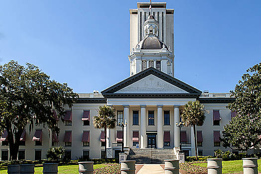 Old Florida Capitol by Frank Feliciano
