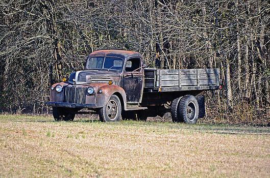 Old Ford by Linda Brown