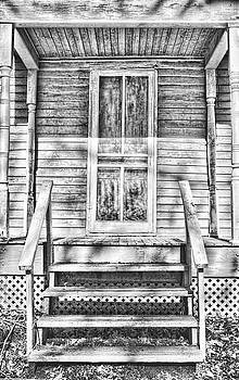 Old Front Porch by Vicki McLead