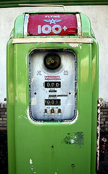 Old Gas Pump II by DazzleMePhotography