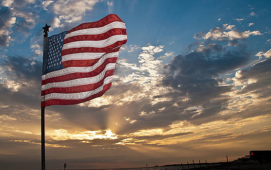 Old Glory by John Collins