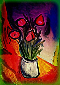 Old Gray Pot by Bill OConnor