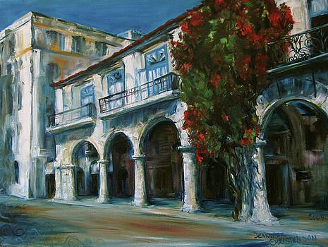 Old Havana  by Jennifer Christenson
