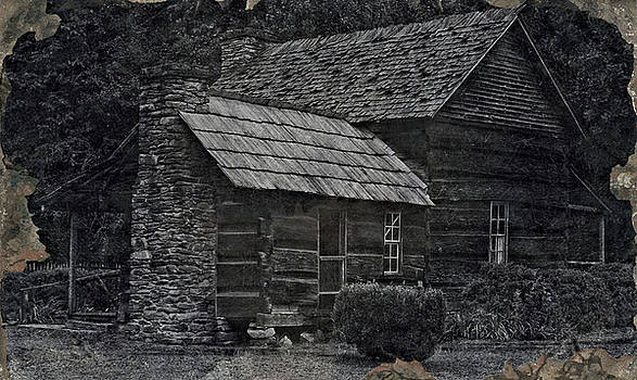 Old Homestead by Cathy Harper