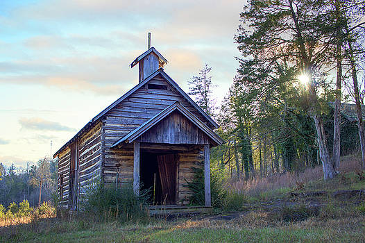 Old House of Worship by Tammy Chesney