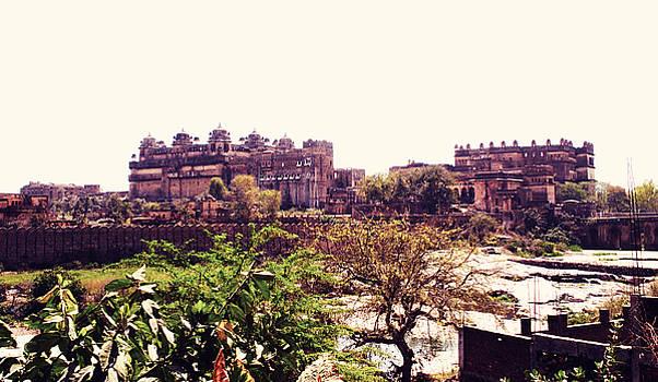 Sumit Mehndiratta - Old Indian Palace