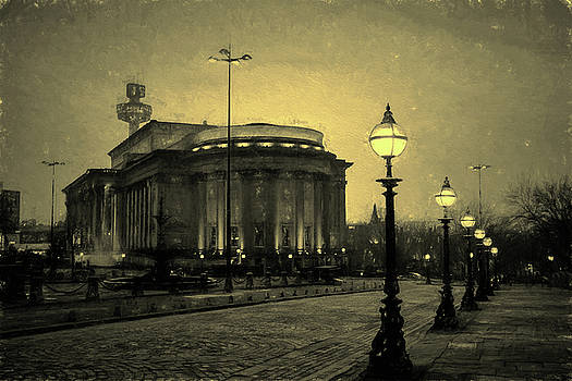 Old Liverpool by Susan Tinsley