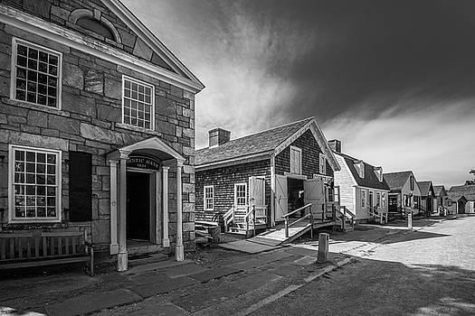 Old Main Street by Steven Ainsworth