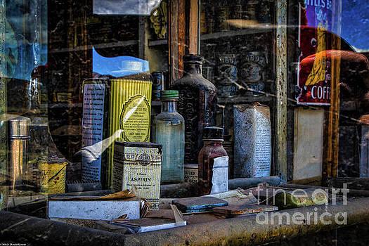 Old Medicine by Mitch Shindelbower