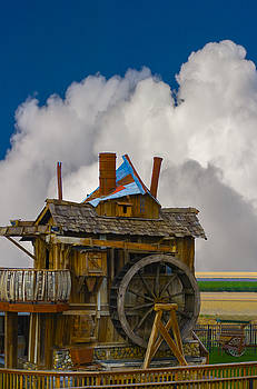 Old Mill by Dennis Reagan