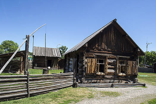Old Model house  by Atul Daimari