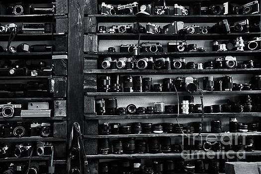 Old photography equipment by Magomed Magomedagaev