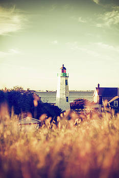 Old Point Comfort Lighthouse by Lisa McStamp