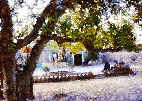 Old Punjab by Ripandeep Singh