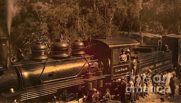 Old Railway Through Cuenca by Al Bourassa