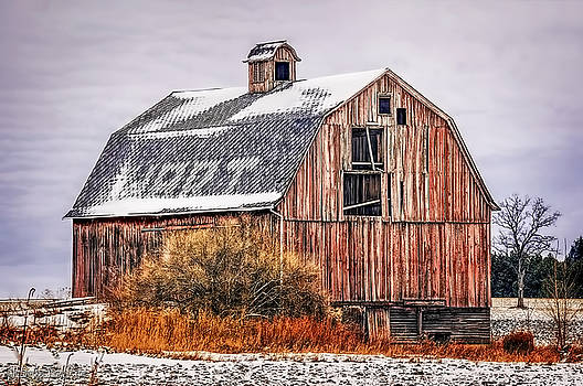 LeeAnn McLaneGoetz McLaneGoetzStudioLLCcom - Old Red Barn