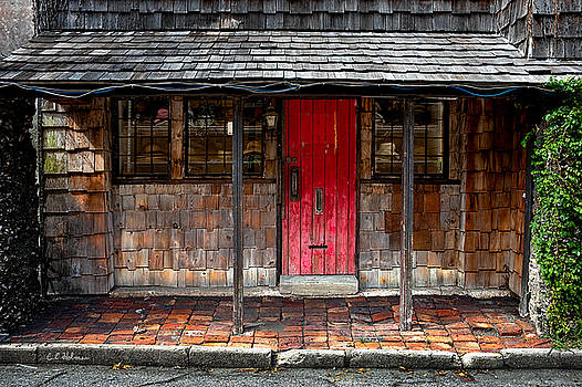 Christopher Holmes - Old Red Door