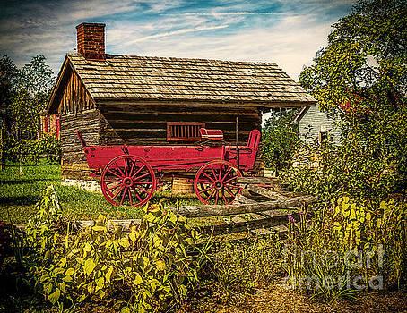 Nick Zelinsky - Old Red Wagon
