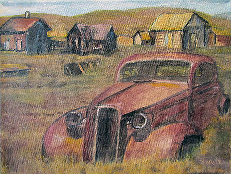 Old Relic by Judie White