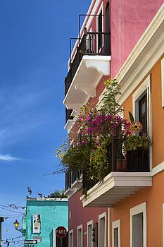 Old San Juan by Patrick Downey