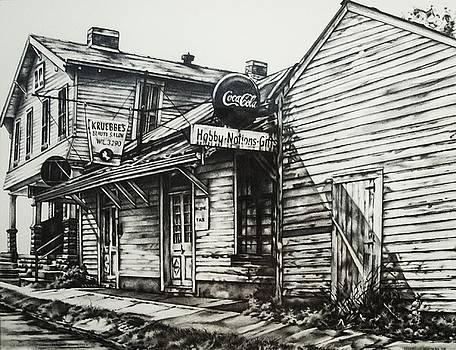 Old Shawneetown by Michael Lee Summers