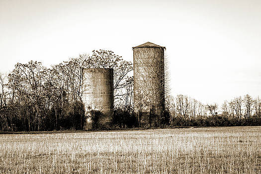 Barry Jones - Old Silos