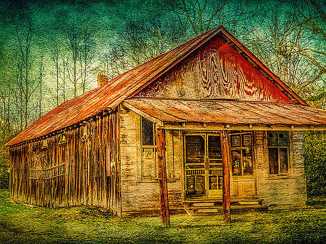 Old Store by Phillip Burrow