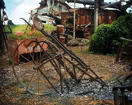 Marty Koch - Old Style Farming