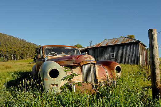 Robert Lacy - Old Sunbeam Tasmania