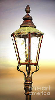 Old Time Beacon by Deena Athans