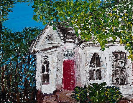 Old Town Church  by Tara Leigh Rose
